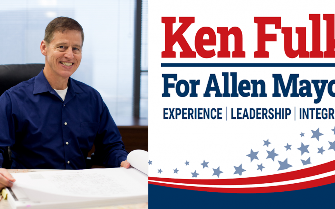 Allen American Publishes Story About Ken Fulk Campaign for Mayor