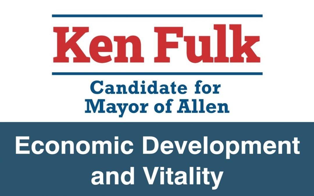 Ken Fulk Shares His Vision for Economic Development and Vitality for Allen